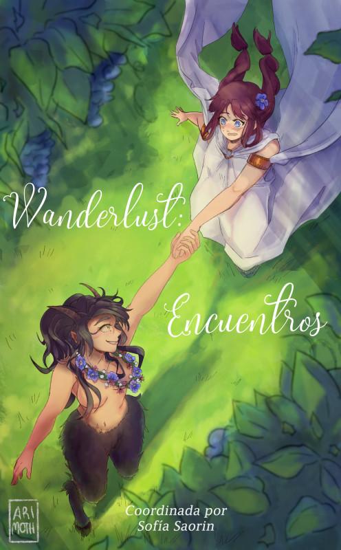Wanderlust: Encuentros - Antología sáfica