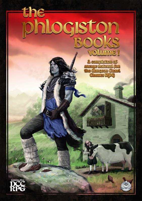 The Phlogiston Books Vol. I - English