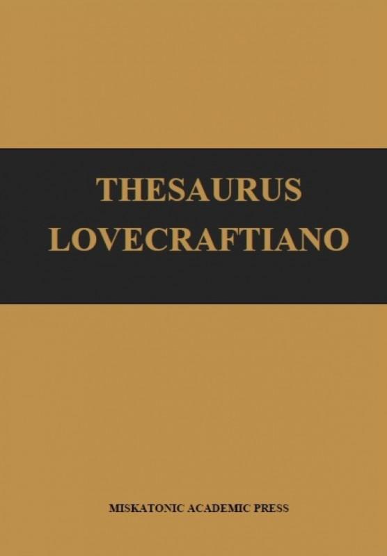 Thesaurus Lovecraftiano