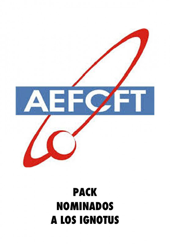 Pack AEFCFT - Nominados Ignotus 2017