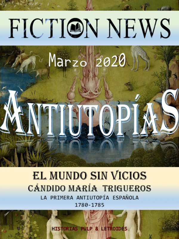 FICTION NEWS MARZO 2020