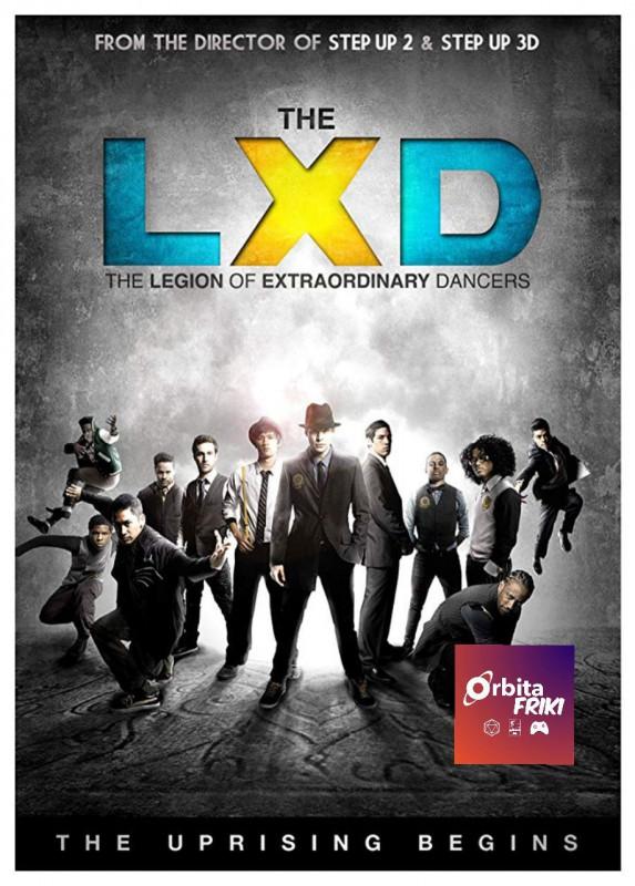 XD, la legión de los bailarines extraordinarios