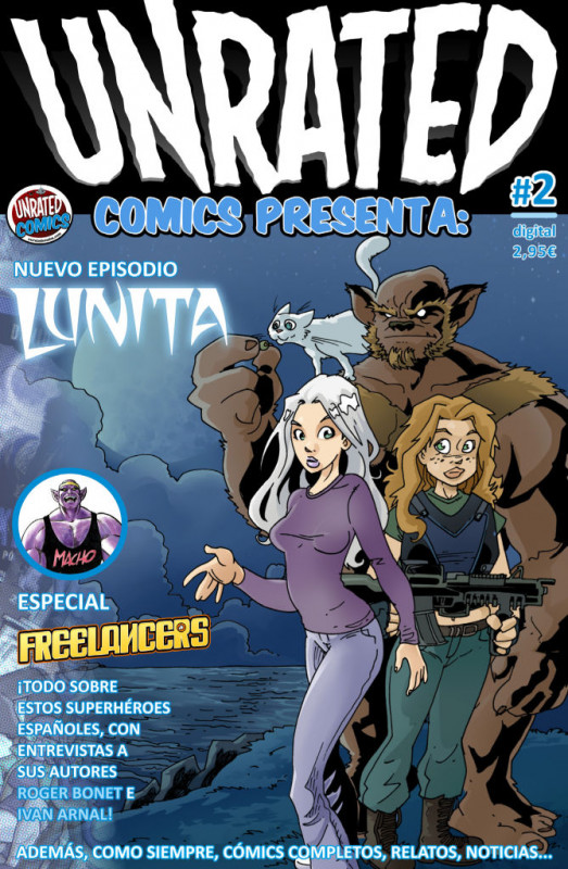 Unrated Comics Presenta #2