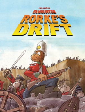 Fanhunter: Rorke's Drift.