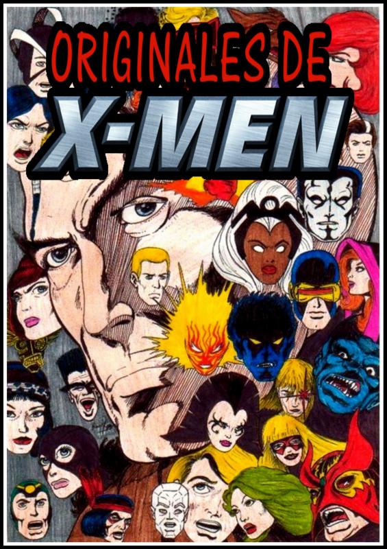 Originales de X-MEN