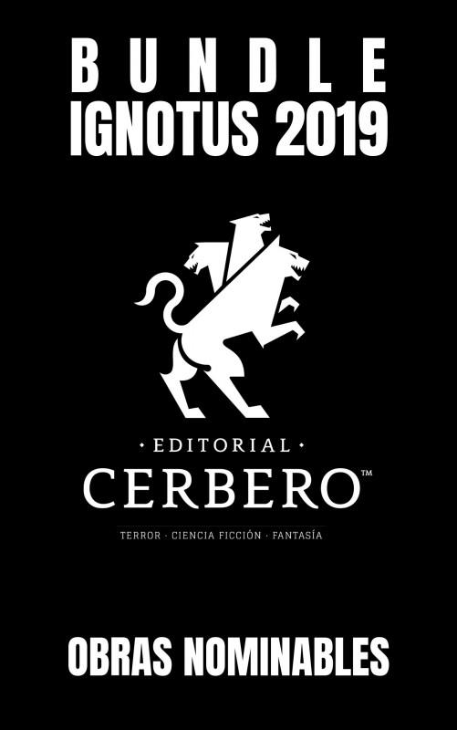 Bundle Cerbero Ignotus 2019 - Obras Nominables