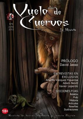 REVISTA VUELO DE CUERVOS Nº3