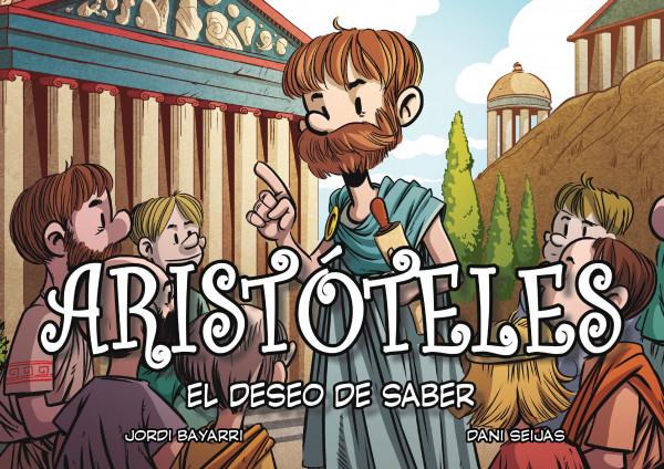 Aristóteles, el deseo de saber.