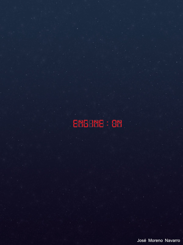 Engine: ON