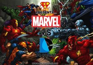La Casa de EL 027 - Marvel Vs DC