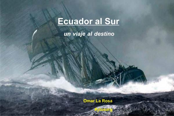 Ecuador al sur