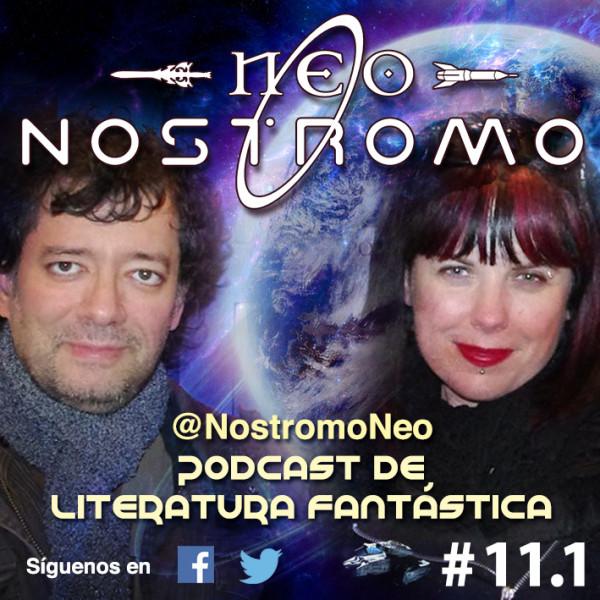 Neo Nostromo #11.1 - Entrevista a Gabriella Campbell y José Antonio Cotrina