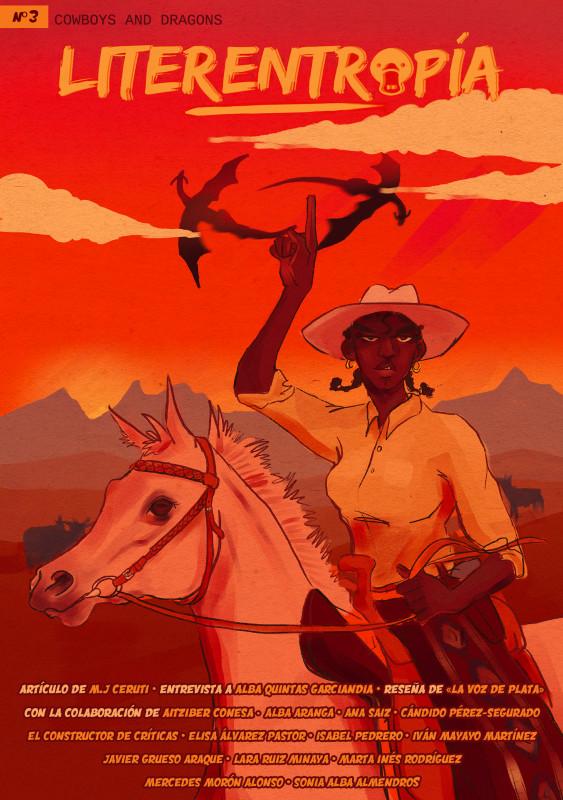 Número 3. Cowboys & Dragons
