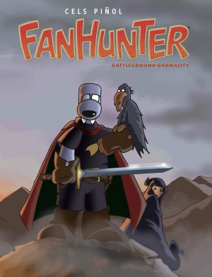 Fanhunter: Battleground Barnacity.