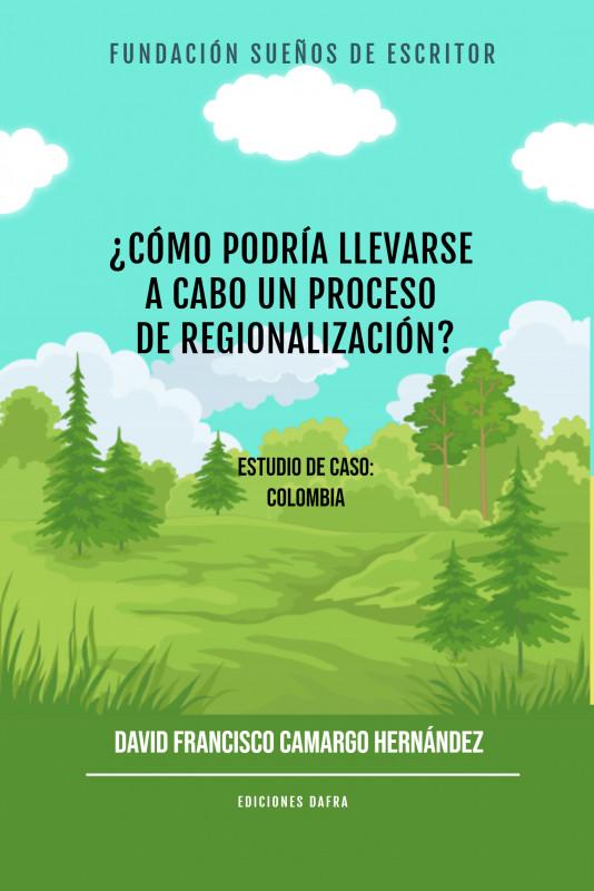 ¿Cómo podría llevarse a cabo un proceso  de regionalización?