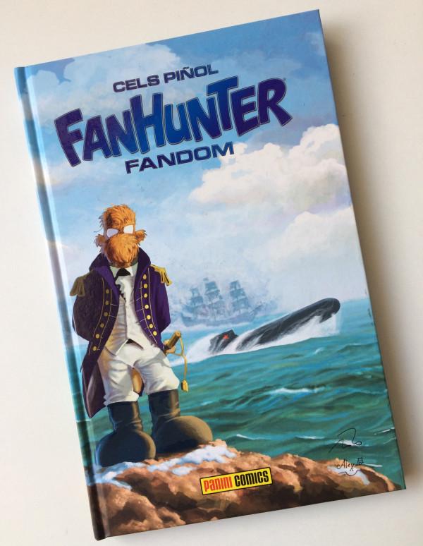 Fanhunter: Fandom (Formato físico)