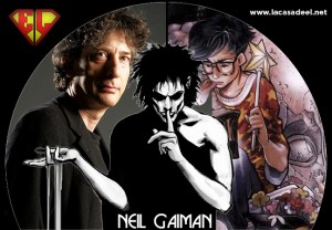 La Casa de EL 026 - Neil Gaiman