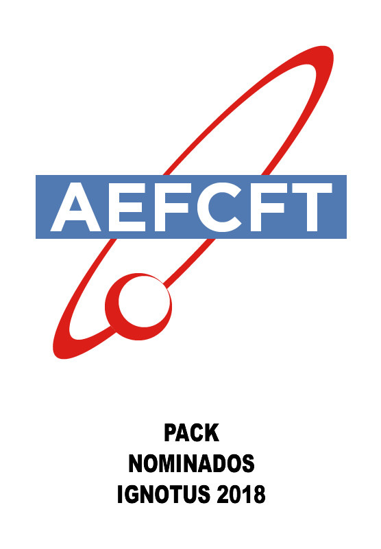 Pack AEFCFT - Nominados Ignotus 2018
