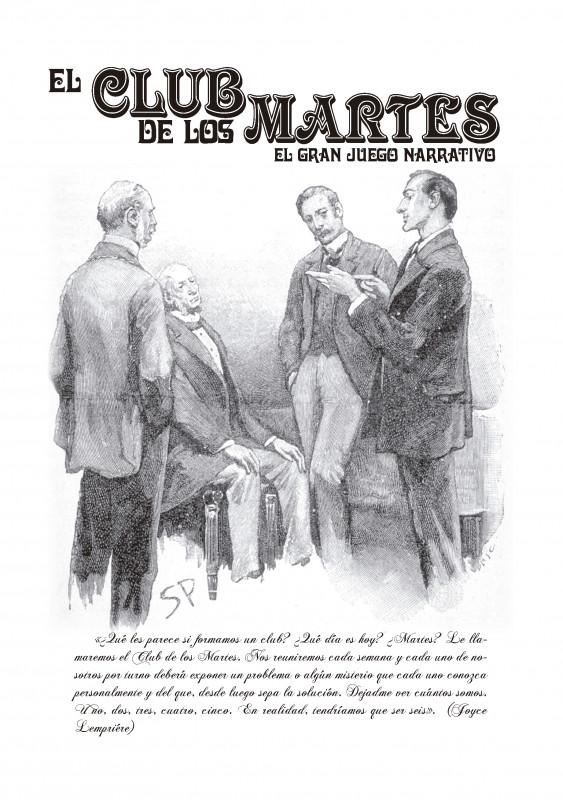 El caballero de las camelias - El Club de los Martes -  Londres Victoriano - Caso #41