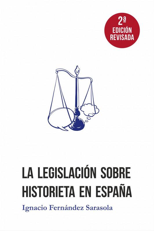 La legislación sobre historieta en España