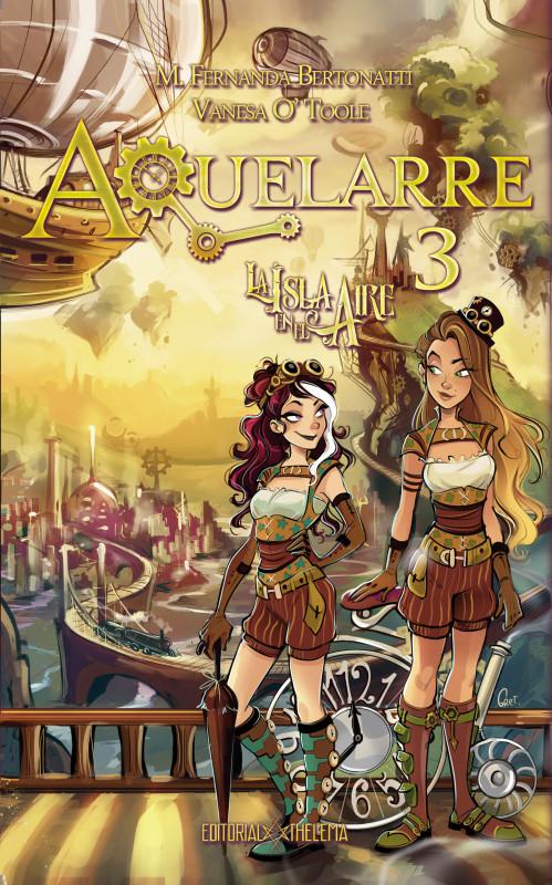 AQUELARRE 3: La isla en el Aire