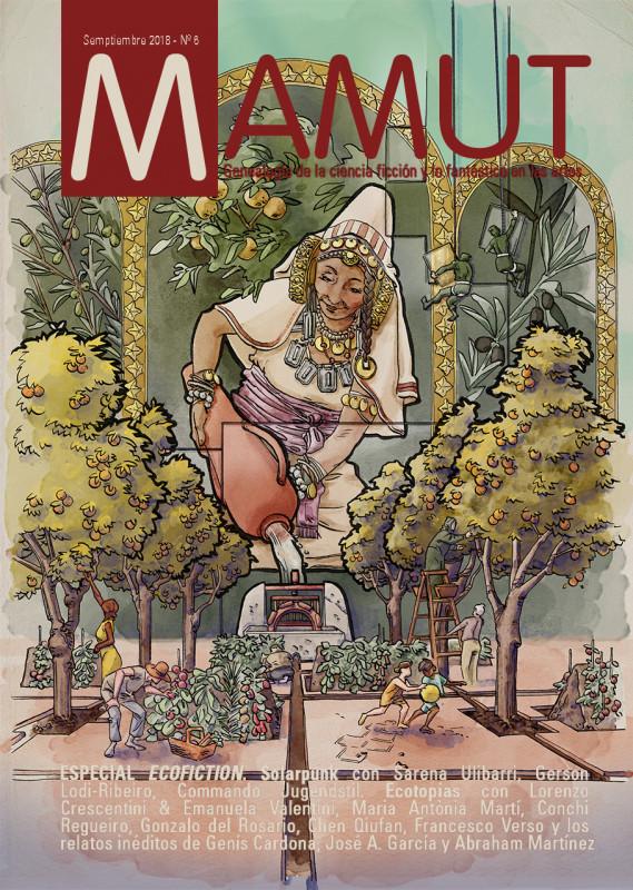 MAMUT 6. Eco-Logos