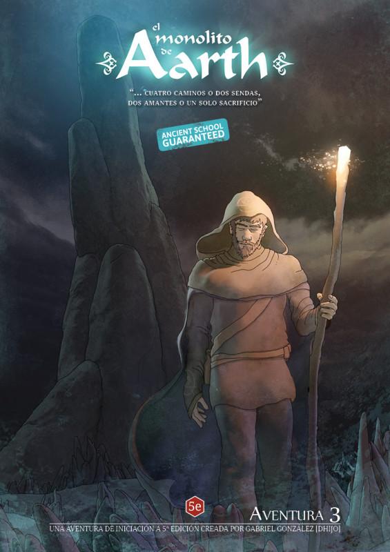 Crónicas de Aarth: 04 El monolito de Aarth