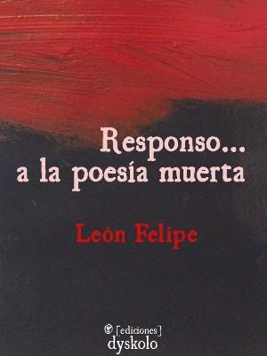 Responso... a la poesía muerta