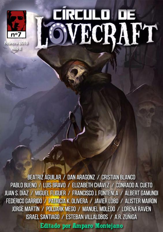 Círculo de Lovecraft nº7