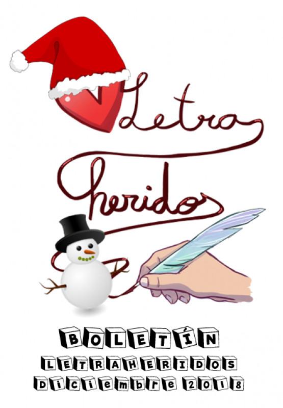 Boletín Letraheridos (002) 2018 Diciembre