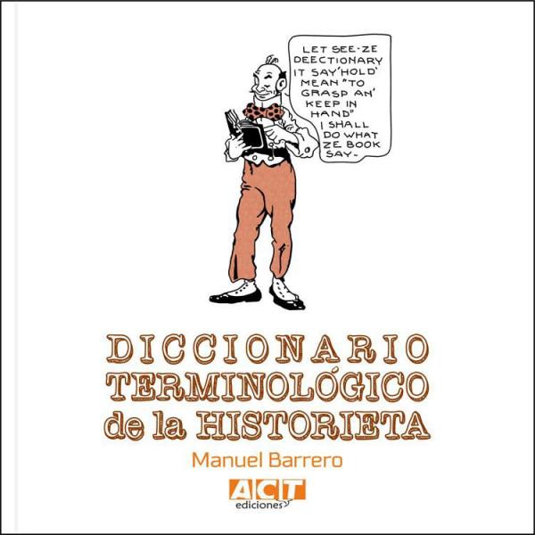 Diccionario terminológico de la historieta