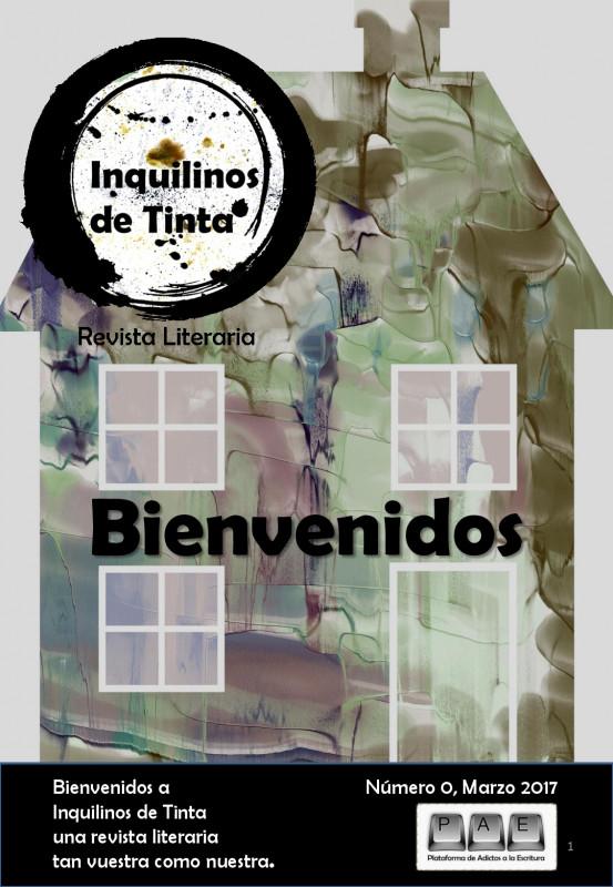 Revista -INQUILINOS DE TINTA-