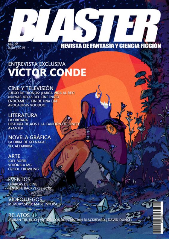 Blaster No. 1 | Julio 2019