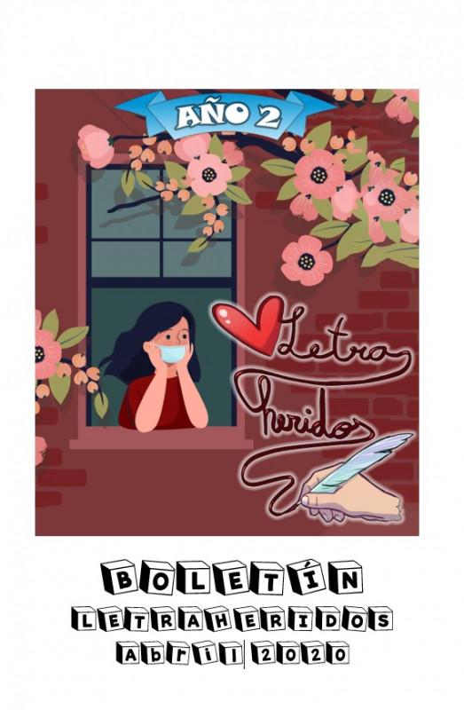 Boletín Letraheridos (010) 2020 Abril
