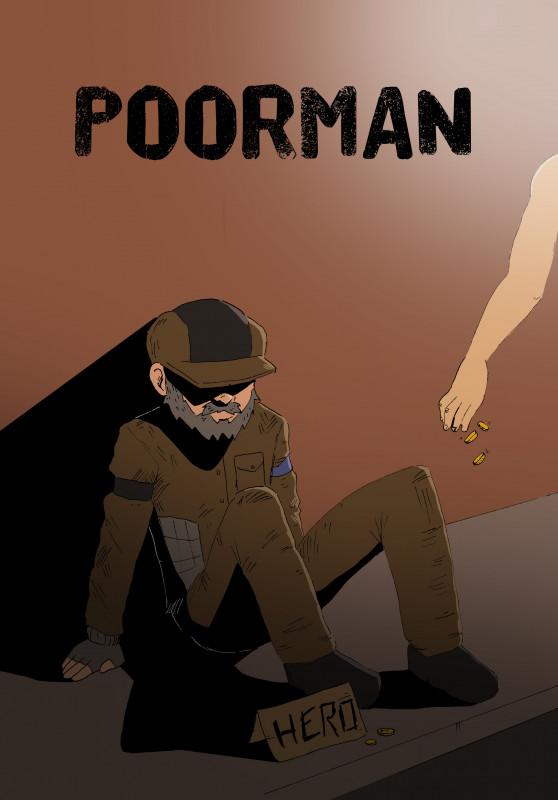 Poorman, el vagabundo