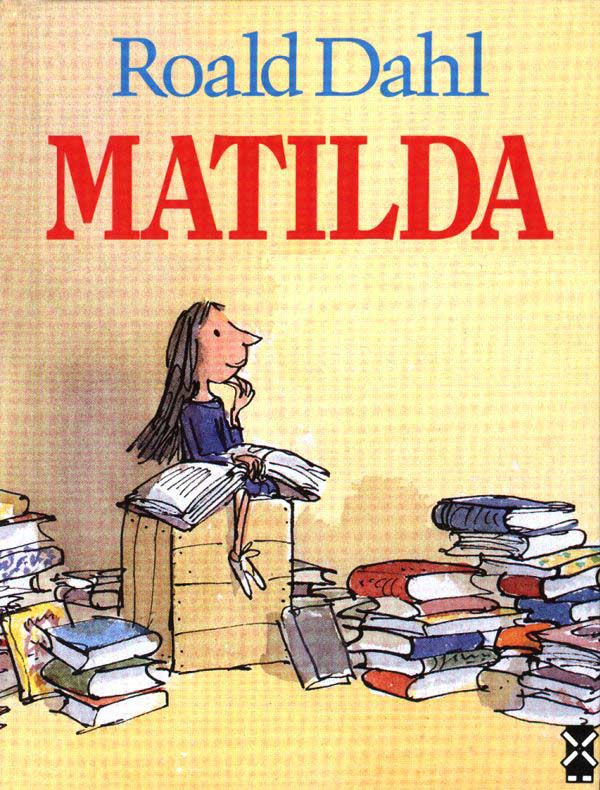 Audiolibro - Matilda de Roald Dahl - Parte 1/2