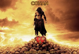 La Casa de EL 028 - Conan