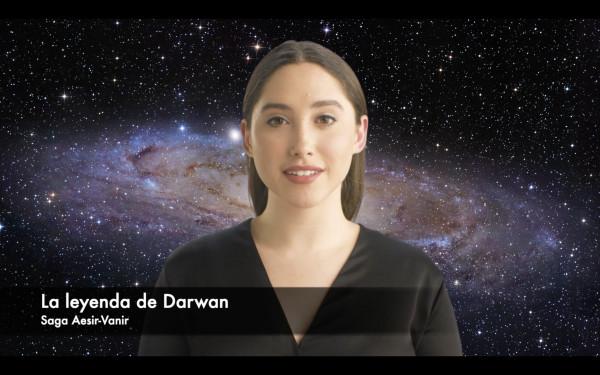 Qué es La leyenda de Darwan