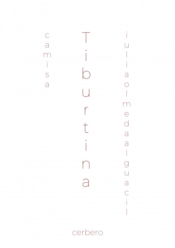 Tiburtina: Camisa: Chandrío