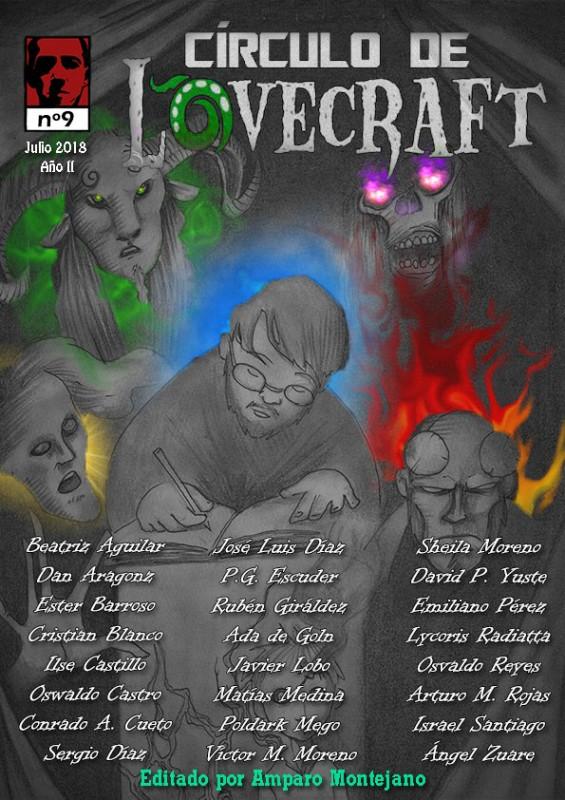 Círculo de Lovecraft nº9