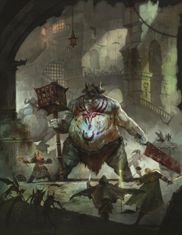 La ciudad de los Ladrones. Un relato de La Sombra del Rey Demonio.
