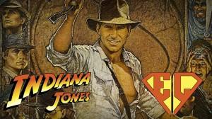 La Casa de EL 007 - Indiana Jones
