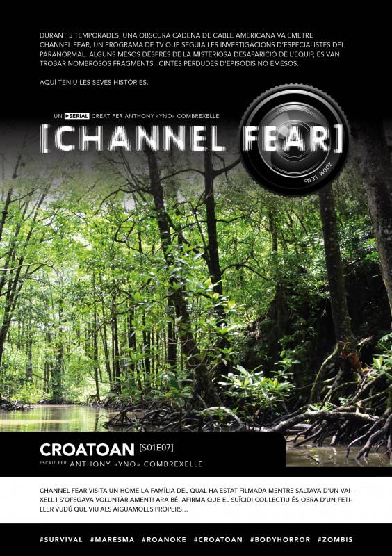 Channel Fear T1E7 Croatoan