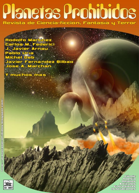 Revista Planetas Prohibidos 13