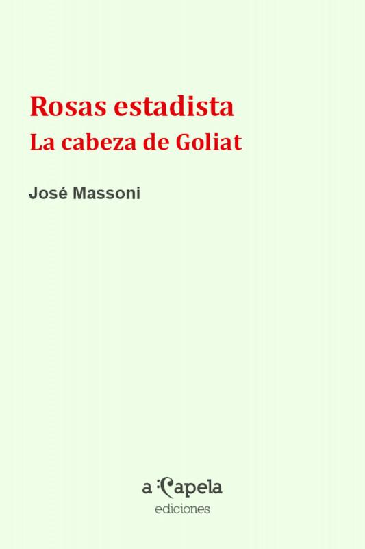 Rosas estadista