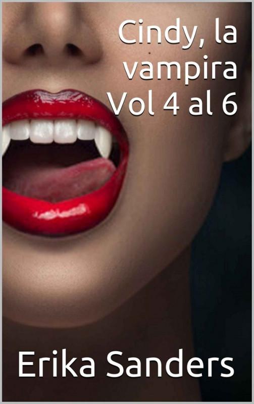 Cindy, la vampira Vols. 4 al 6