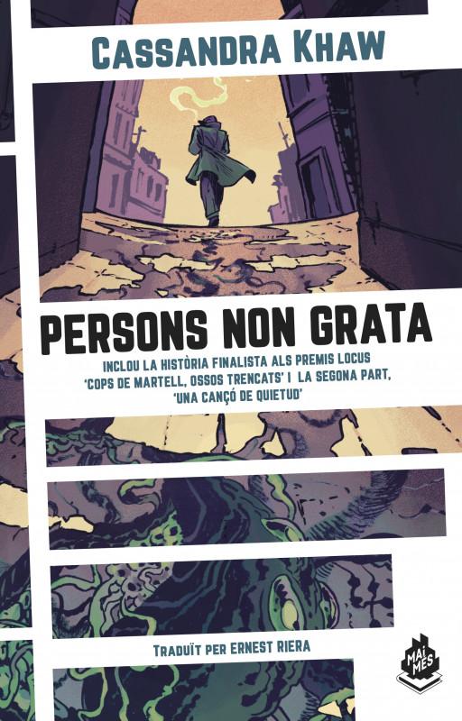 Persons non grata + Làmina Marina Vidal
