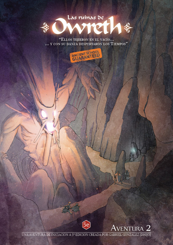 Crónicas de Aarth: 03 Las ruinas de Owreth