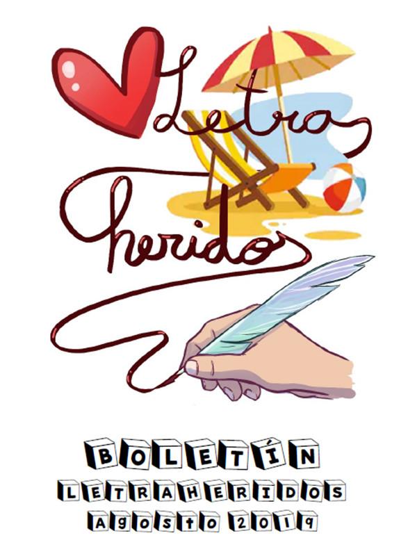 Boletín Letraheridos (006) 2019 Agosto