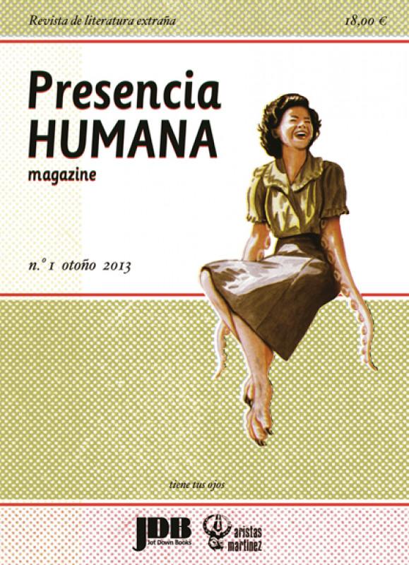 Presencia Humana Magazine   VOL. 01